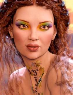 Mireille HD for Genesis 8.1 Female