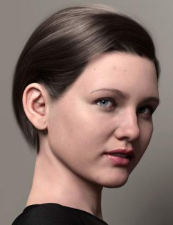 2021-10 Hair for Genesis 8 and 8.1