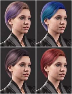 2021-10 Hair Texture Expansion