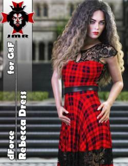 JMR dForce Rebecca Dress for G8F