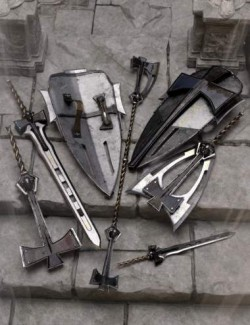 Bellum Animis 2 Weapons Collection