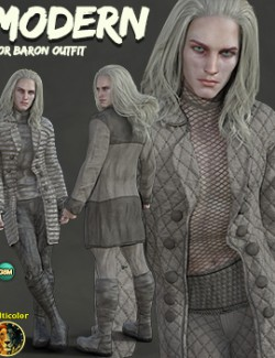 Modern for Baron Outfit