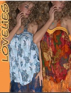 Lovelies- Mini Ruffled-Dress