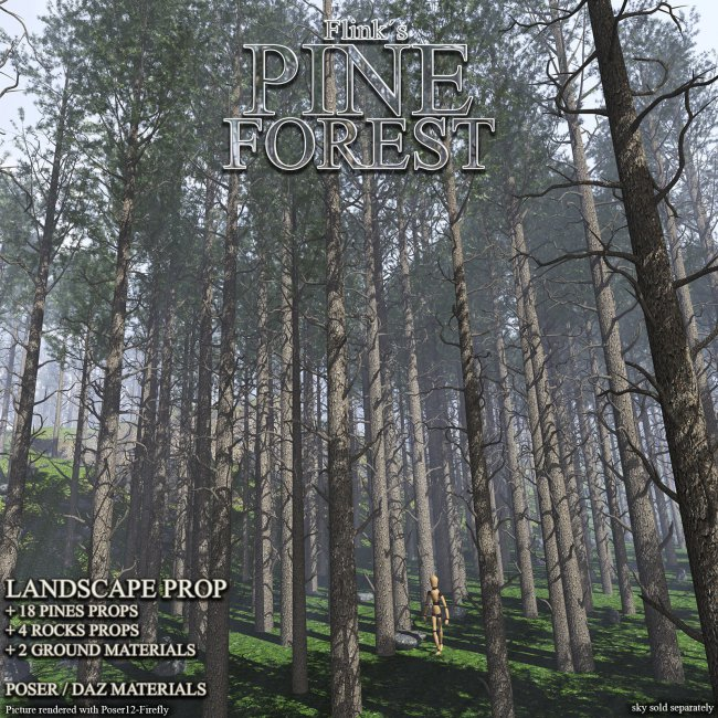 Flinks Pine Forest