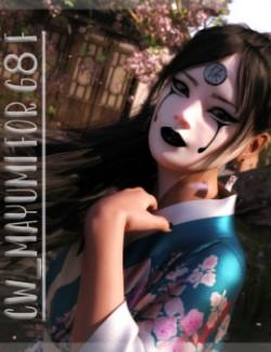 CW_Mayumi for Genesis 8 Female