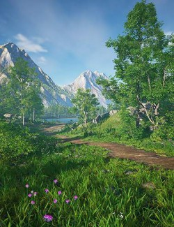 Environment Pack for Unreal Engine