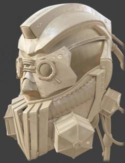 Liquidator Mask for Genesis 8
