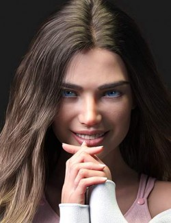 Bella HD for Genesis 8.1 Female