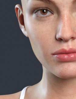 RY Perfectly Imperfect Skin 3 Merchant Resource for Genesis 8.1 Female