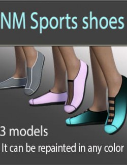 NM Sports shoes