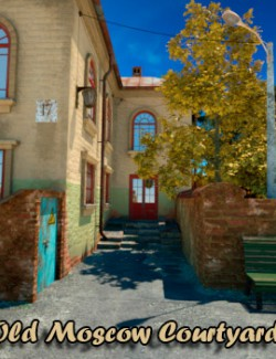AJ Old Moscow Courtyard