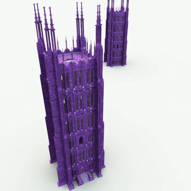 Tower of Transmutation for Poser