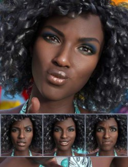 Bold Mind - Expressions for Genesis 8.1 Female and Jada 8.1