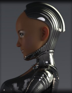 Gynoid X02 for G8F AddOn Set