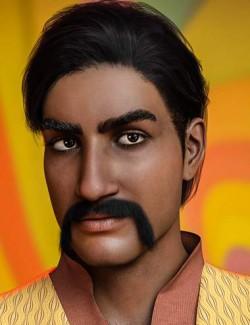 Rahul for Genesis 8.1 Male