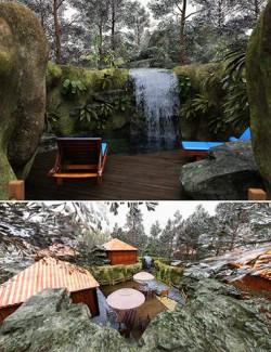Secret Waterfalls