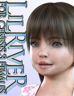 Lil River for Genesis 3 Females