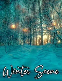 AJ Winter Scene
