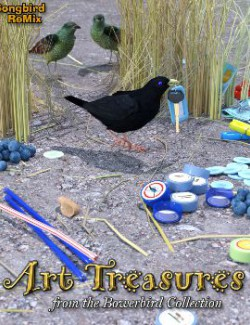 Songbird ReMix Art Treasures from the Bowerbird Collection