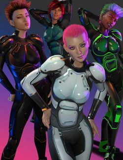 OMNI Suit for Genesis 8 and 8.1 Females