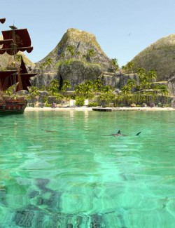 PW Caribbean Island