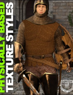 OOT PBR Texture Styles for Western Knight 01