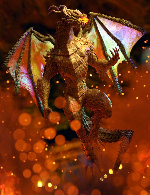 Drago for Genesis 8 Male(s)