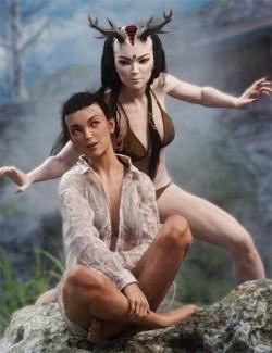 Shika for Genesis 8.1 Female