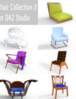 Chair Collection 3
