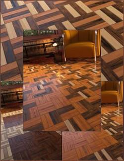 Parquet Flooring Shaders Vol 1
