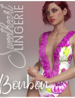 BonBon Sweetheart Lingerie G8F