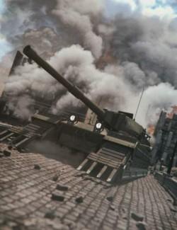 FVB Military Tank