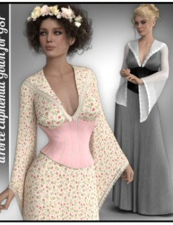 dForce - Euphemia Gown for G8F