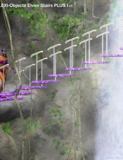 AtoZ FLEXI Elven Stairs Plus I v1