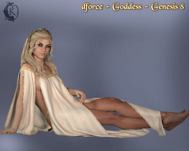 dforce - Goddess - Genesis 8