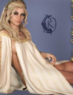 dforce- Goddess- Genesis 8