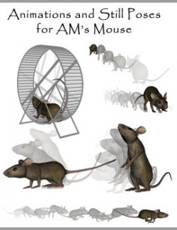 Animations and Still Poses for AM's Mouse