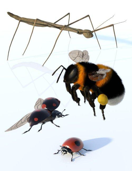 Little Friends Insect Bundle