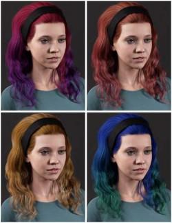 2021-11 Hair Texture Expansion
