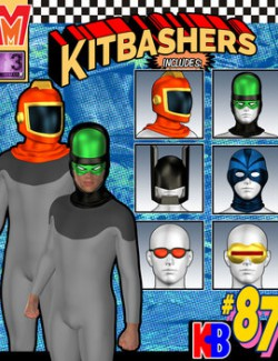 Kitbashers 087 MMG3M