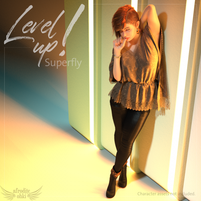 Level Up Superfly