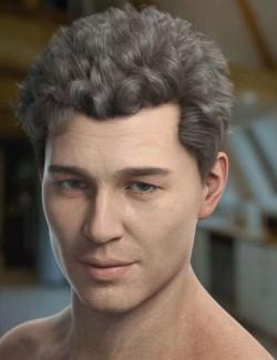 Frankie Hair for Genesis 8