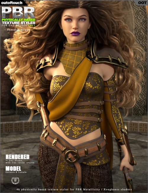 OOT PBR Texture Styles for Samarah Rogue