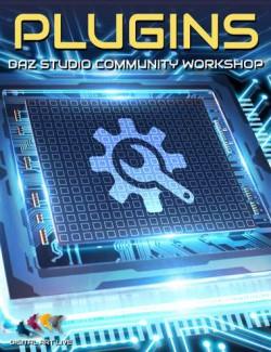 PLUGINS: Tutorial Exploring Utilities for Daz Studio
