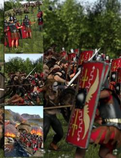 Now-Crowd Billboards - Roman Legion