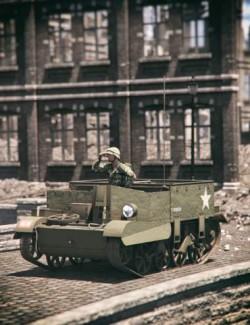 UNV Carrier Tank