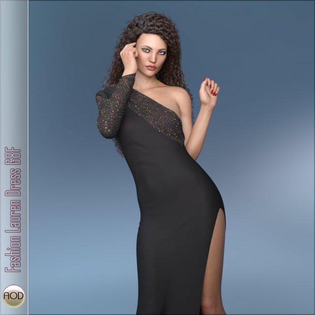 Fashion Lauren Dress G8F