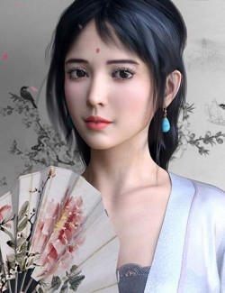 VO Xiao Mei for Genesis 8 and 8.1 Females