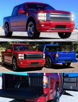 Z Pickup Truck