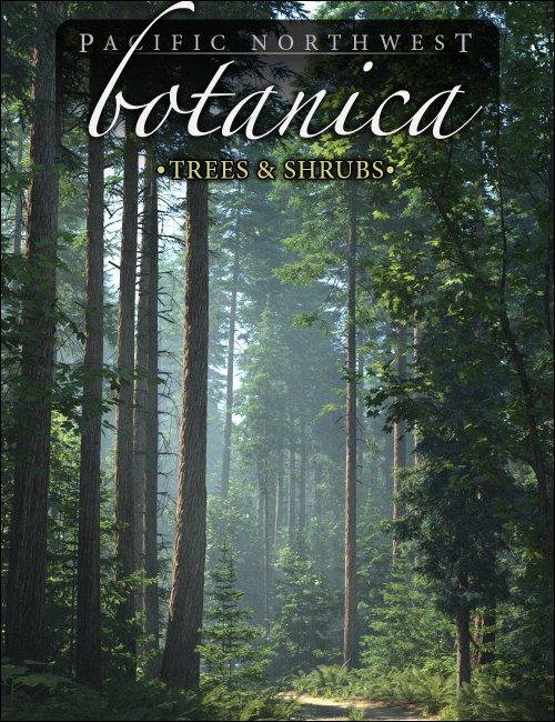Pacific Northwest Botanica - Trees and Shrubs